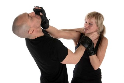 self defence picture